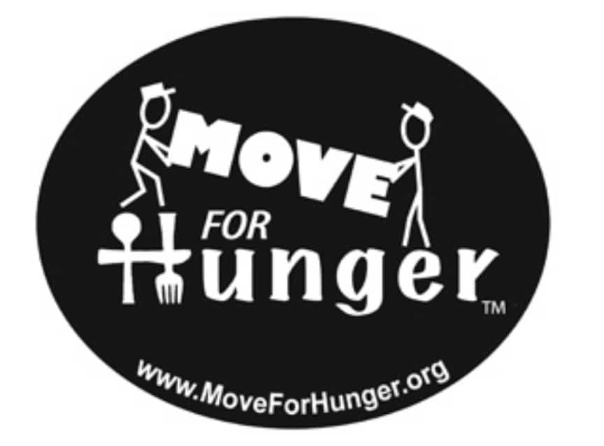 The Move For Hunger logo
