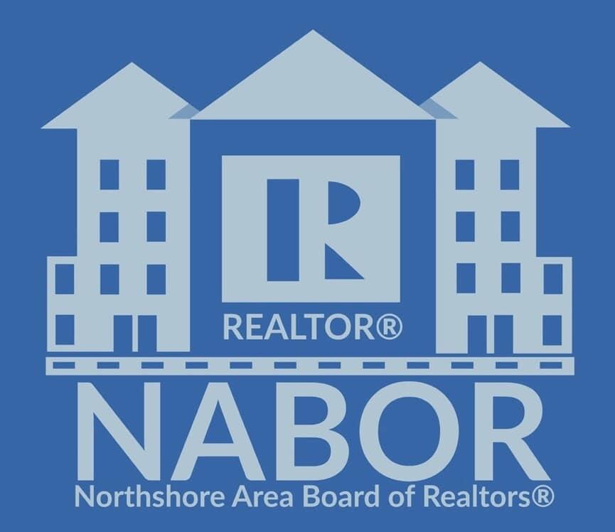 The Northshore Area Board of Realtors logo