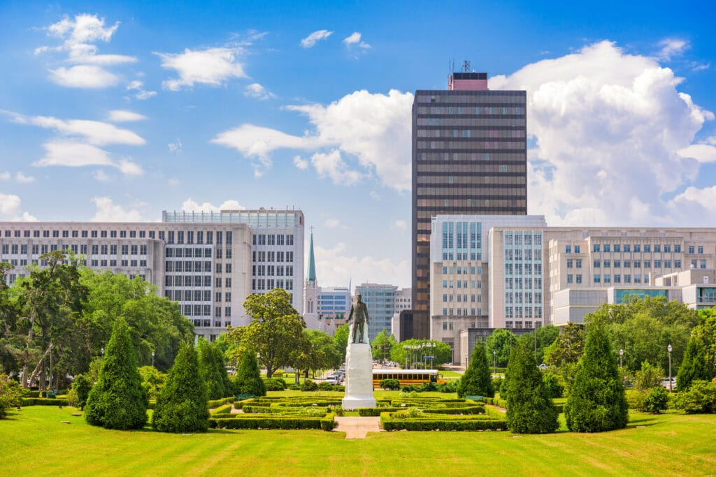 Guide To Moving to Baton Rouge, LA Relocation Guide For 2021